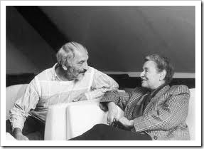 Fritz y Laura Perls